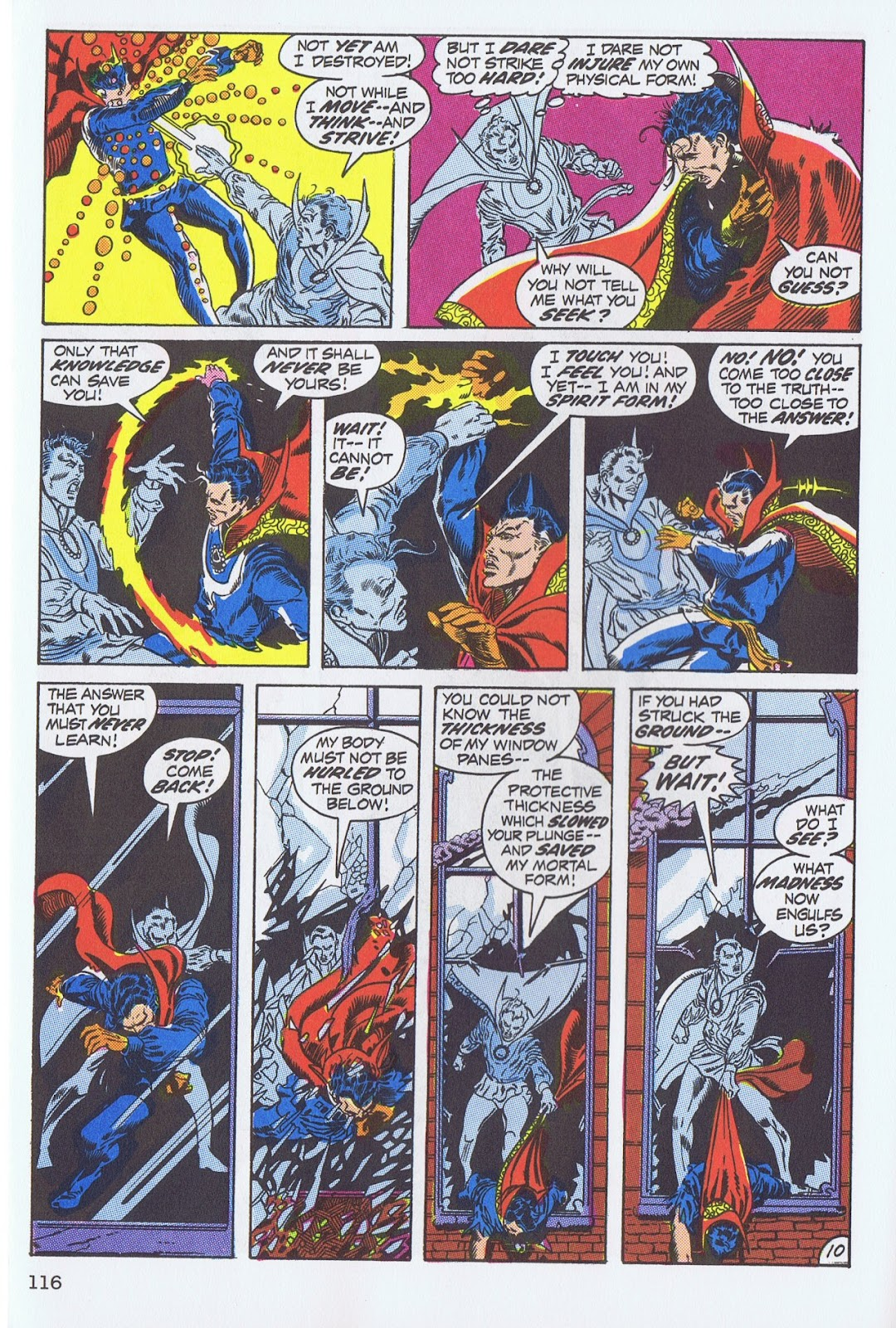 Doctor Strange: Master of the Mystic Arts issue TPB - Page 110