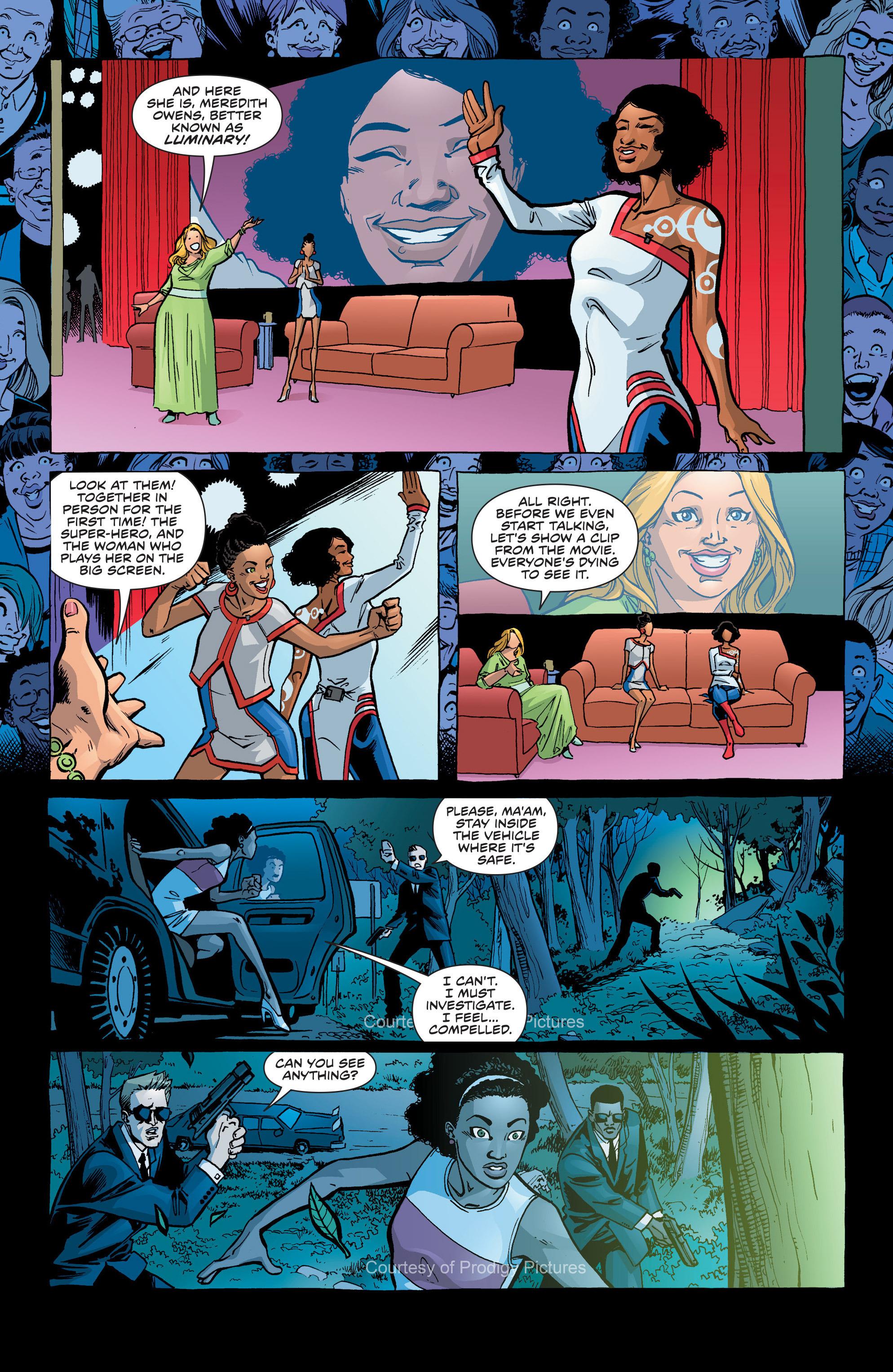 Read online Secret Identities comic -  Issue # _TPB - 100