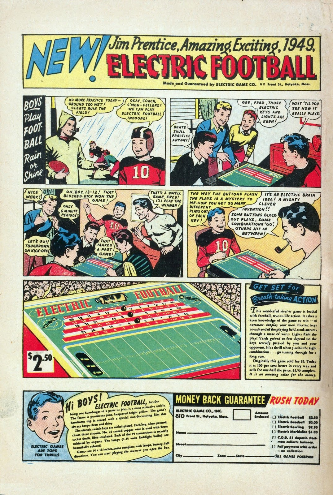 Hedy De Vine Comics issue 31 - Page 52