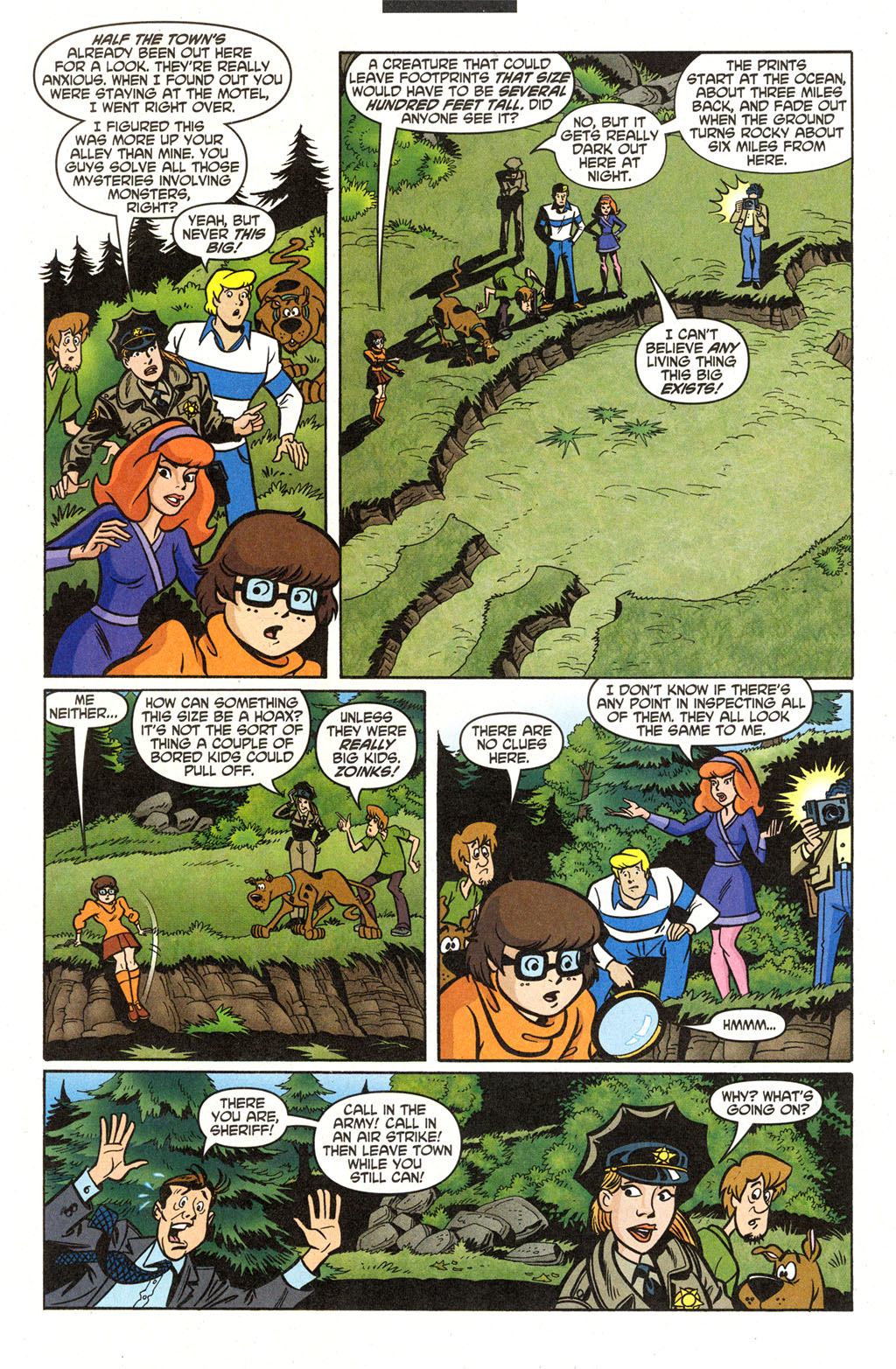 Read online Scooby-Doo (1997) comic -  Issue #96 - 4