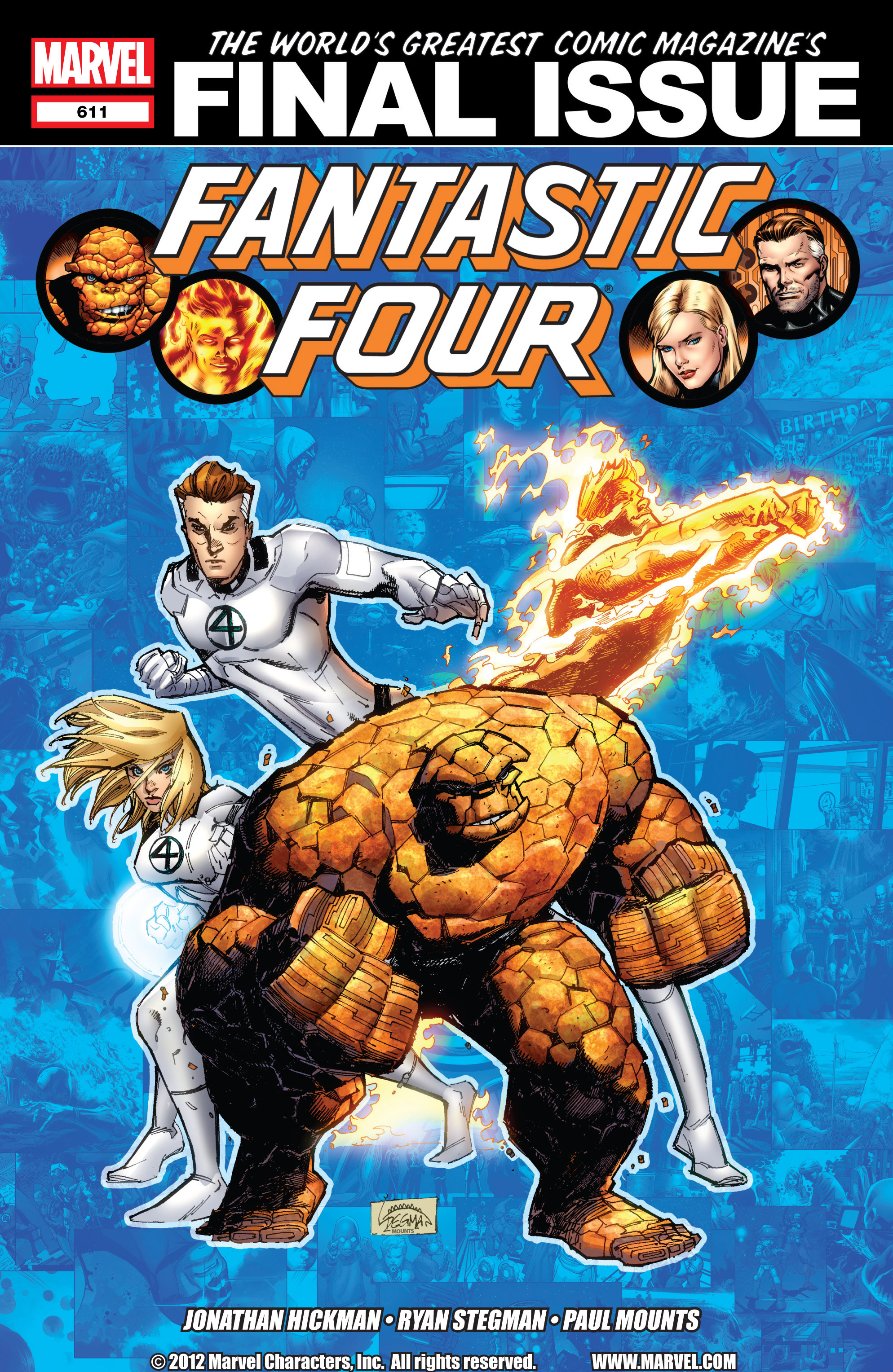 Read online Secret Wars Prelude comic -  Issue # Full - 100