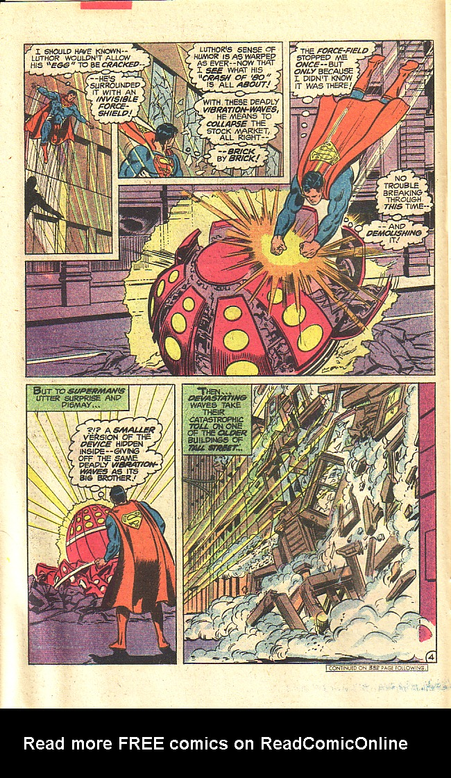 Read online Action Comics (1938) comic -  Issue #510 - 5