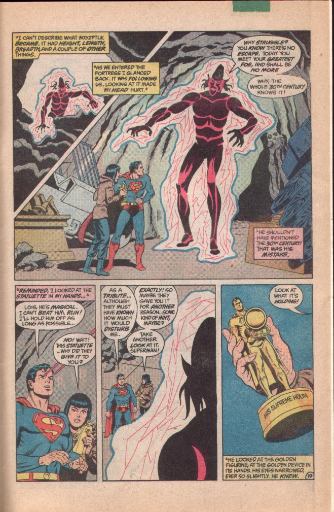 Read online Action Comics (1938) comic -  Issue #583 - 20