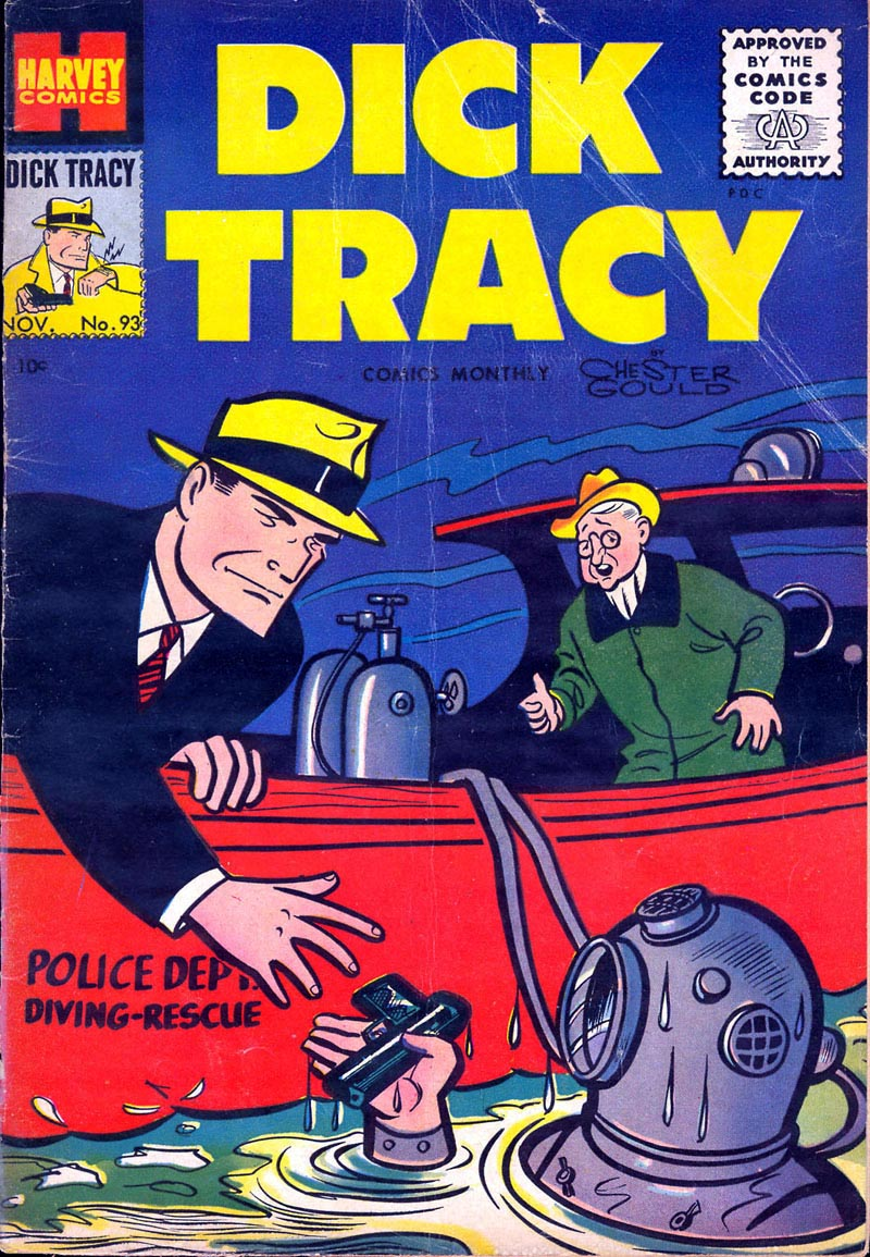 Dick Tracy (1950) 93 Page 1