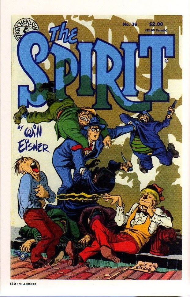 Read online Will Eisner's The Spirit Archives comic -  Issue # TPB 26 (Part 2) - 87