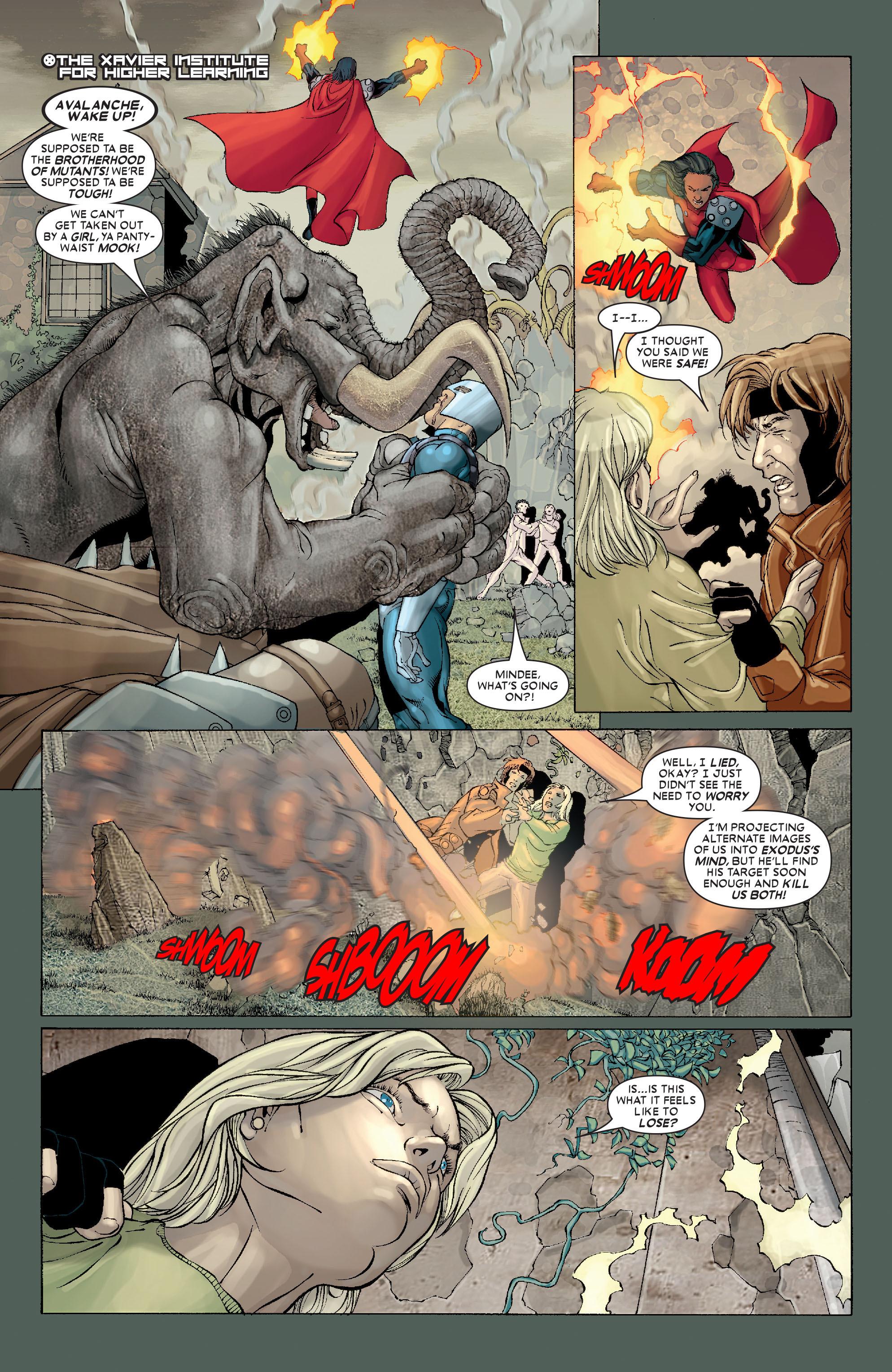 X-Men (1991) 164 Page 1