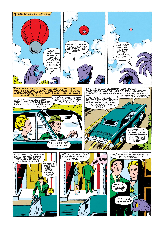 Uncanny X-Men (1963) 17 Page 19
