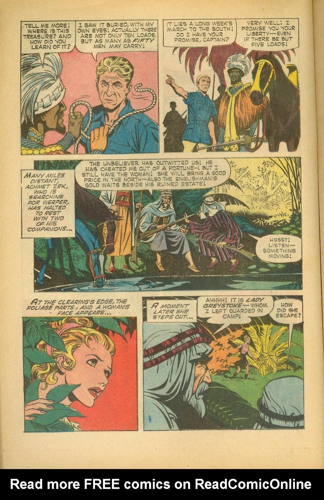 Tarzan (1962) issue 160 - Page 16