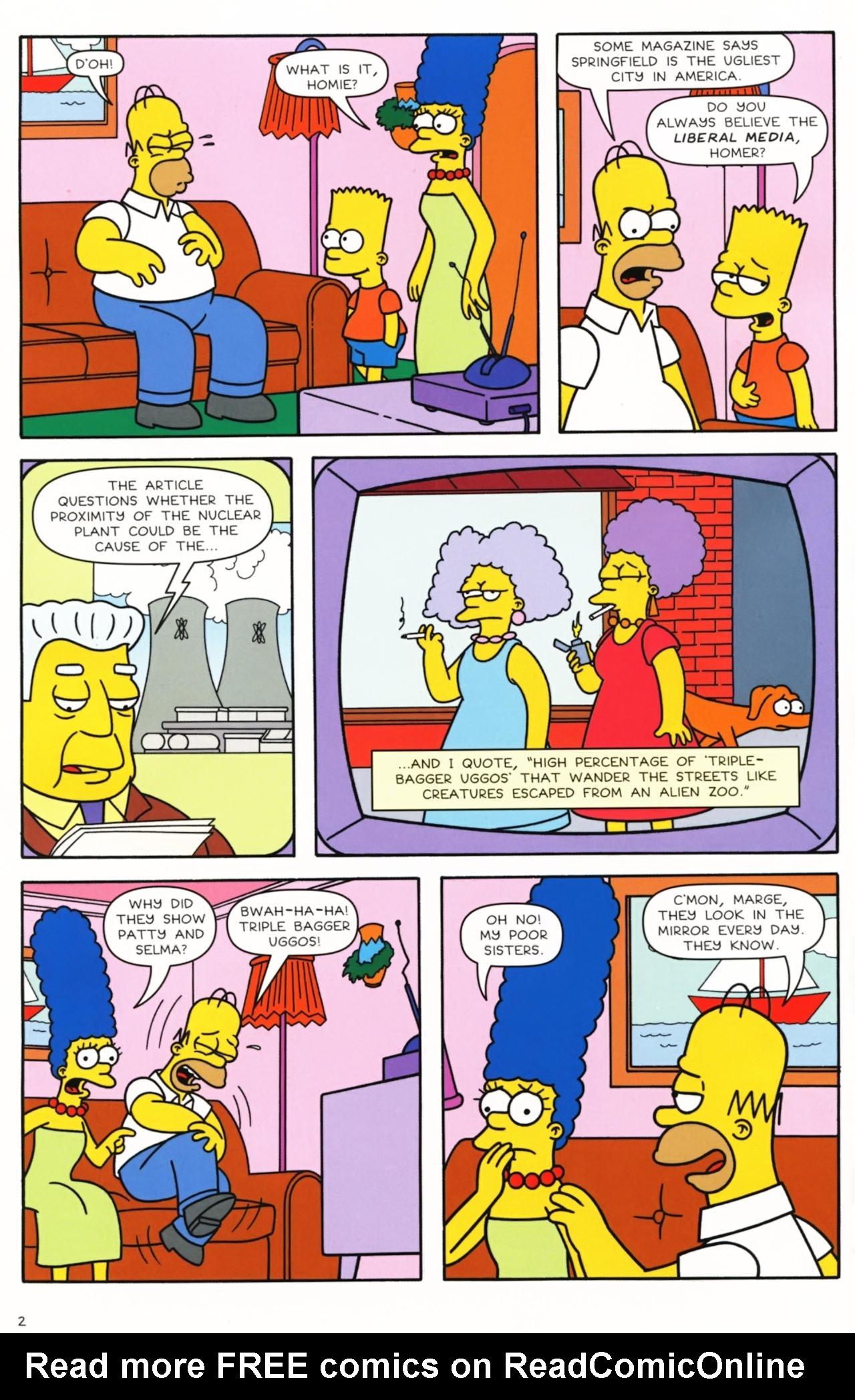 Read online Simpsons Comics comic -  Issue #157 - 3