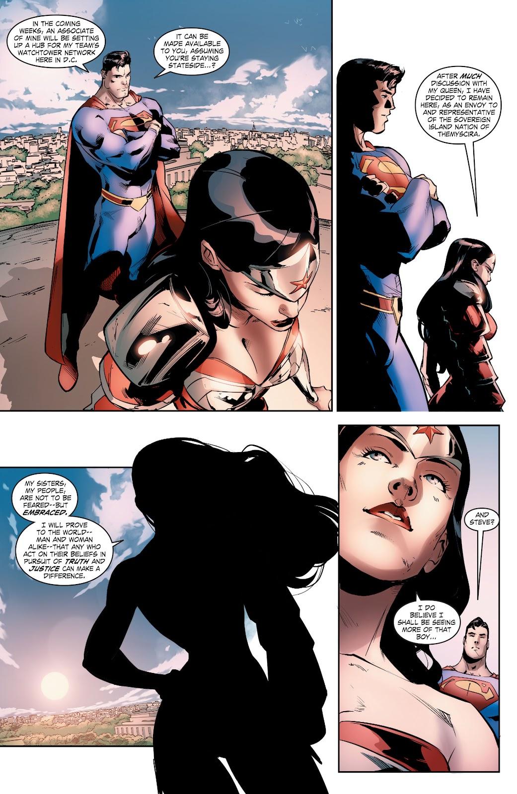Read online Smallville Season 11 [II] comic -  Issue # TPB 5 - 125