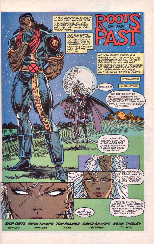Read online Uncanny X-Men (1963) comic -  Issue # _Annual 16 - 46