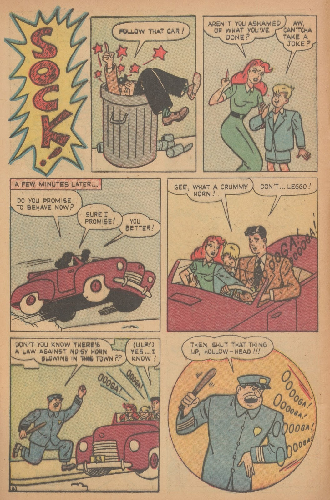 Read online Nellie The Nurse (1945) comic -  Issue #21 - 6