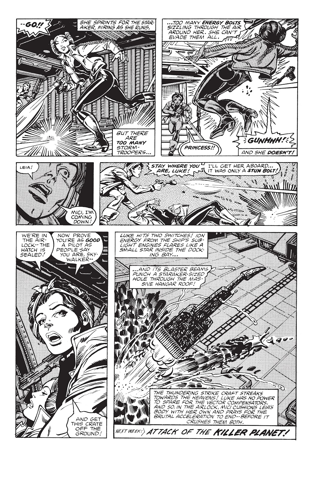 Read online Star Wars Legends: The Original Marvel Years - Epic Collection comic -  Issue # TPB 2 (Part 4) - 84