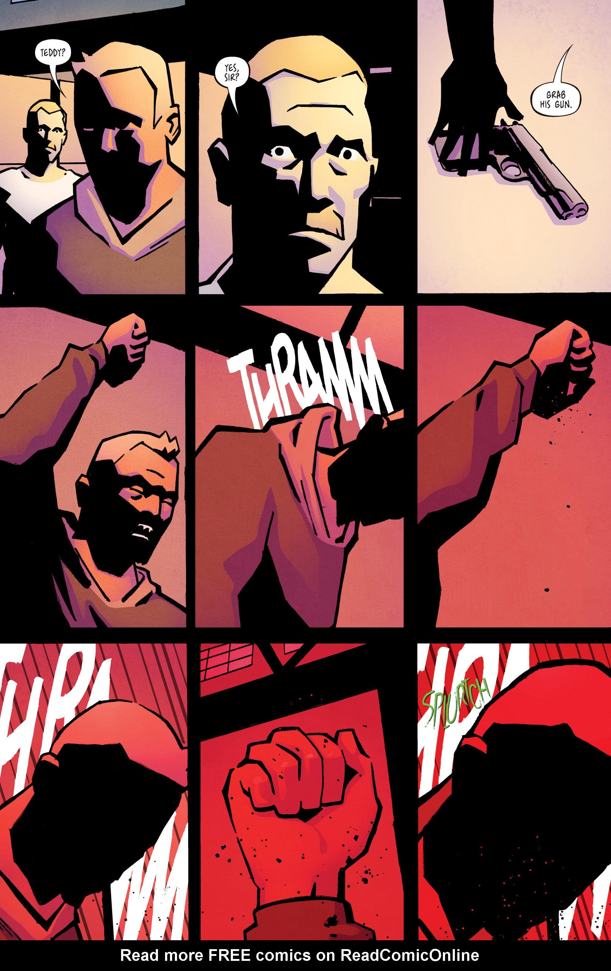 Read online Ringside comic -  Issue #10 - 18