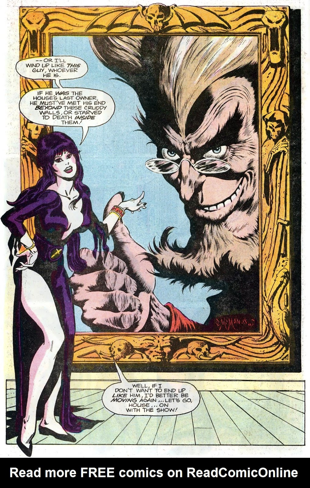 Elvira's House of Mystery Issue #1 #2 - English 18