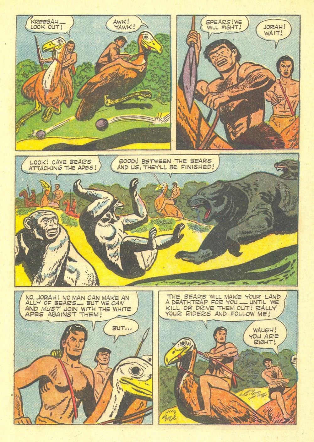 Tarzan (1948) issue 65 - Page 5
