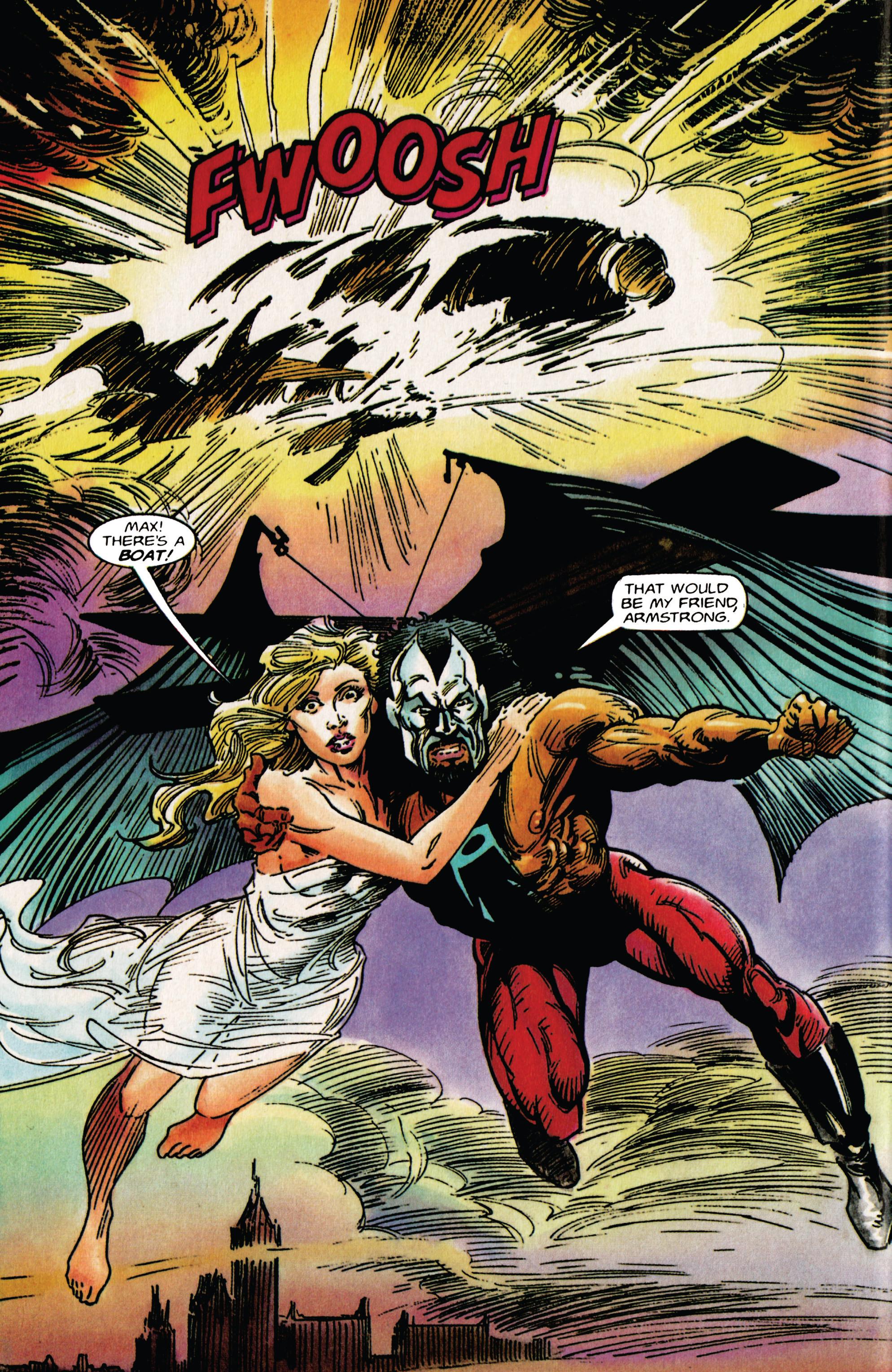 Read online Shadowman (1992) comic -  Issue # _TPB 1 - 42