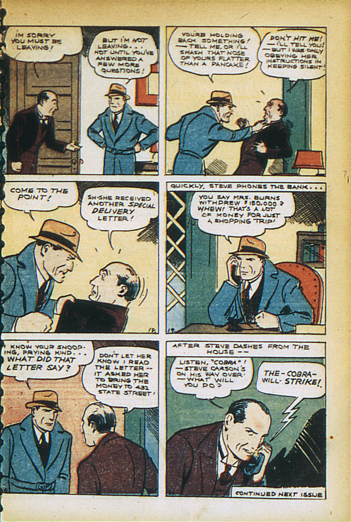 Read online Adventure Comics (1938) comic -  Issue #27 - 9