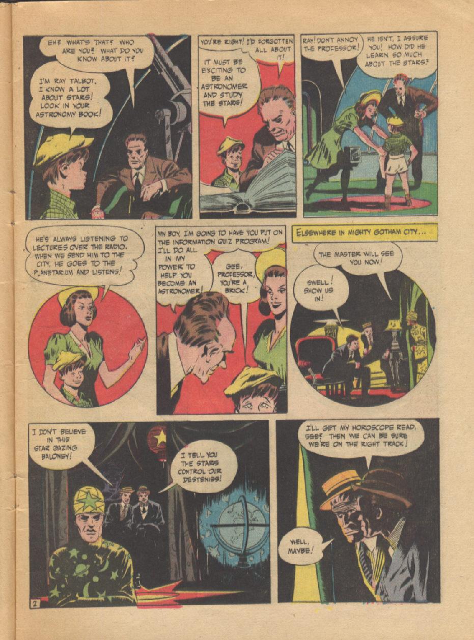 Read online Adventure Comics (1938) comic -  Issue #81 - 17