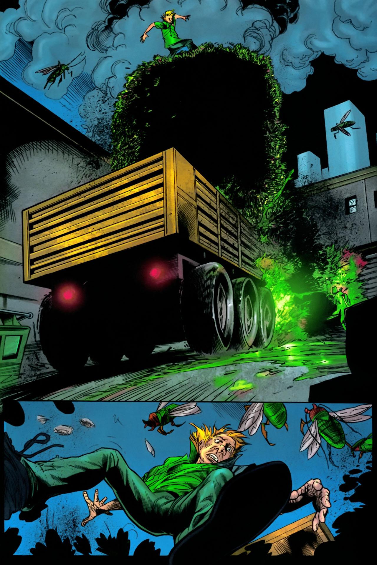 Read online The Exterminators comic -  Issue #23 - 16