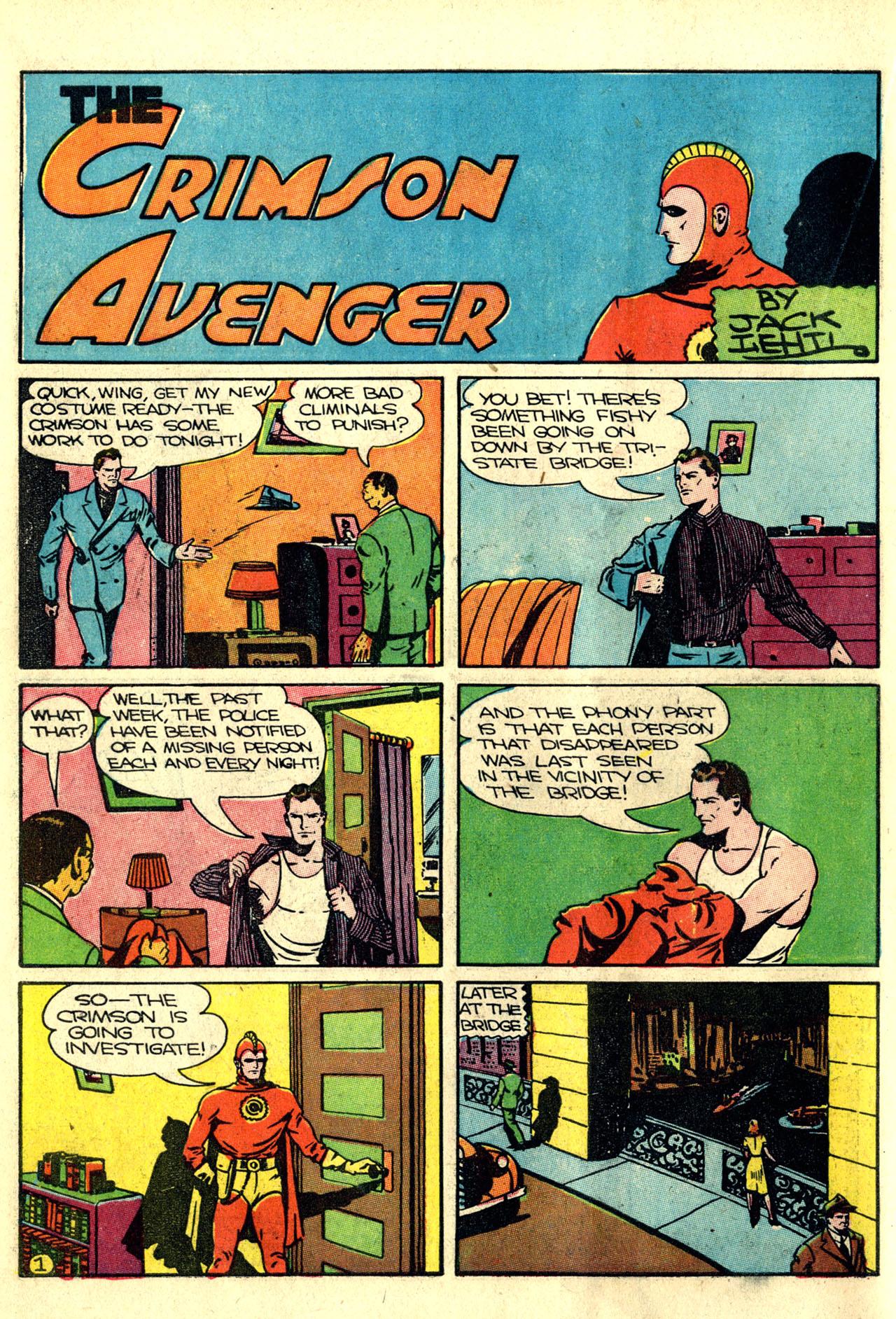 Read online Detective Comics (1937) comic -  Issue #44 - 30