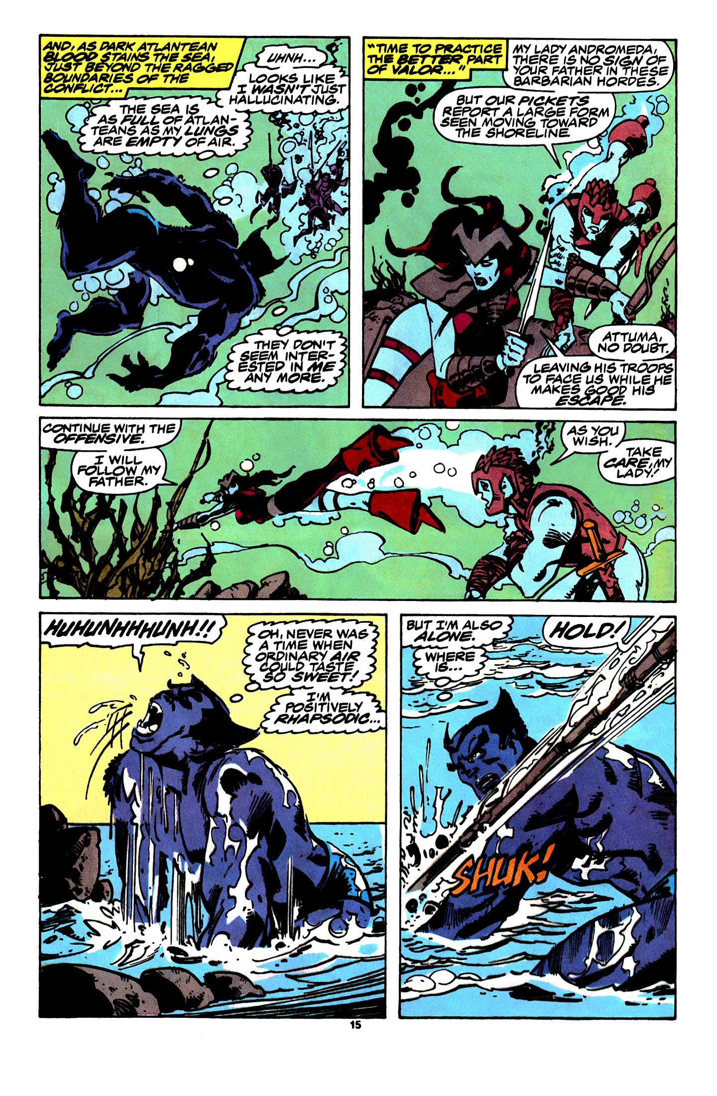 Read online X-Factor (1986) comic -  Issue # _ Annual 4 - 14