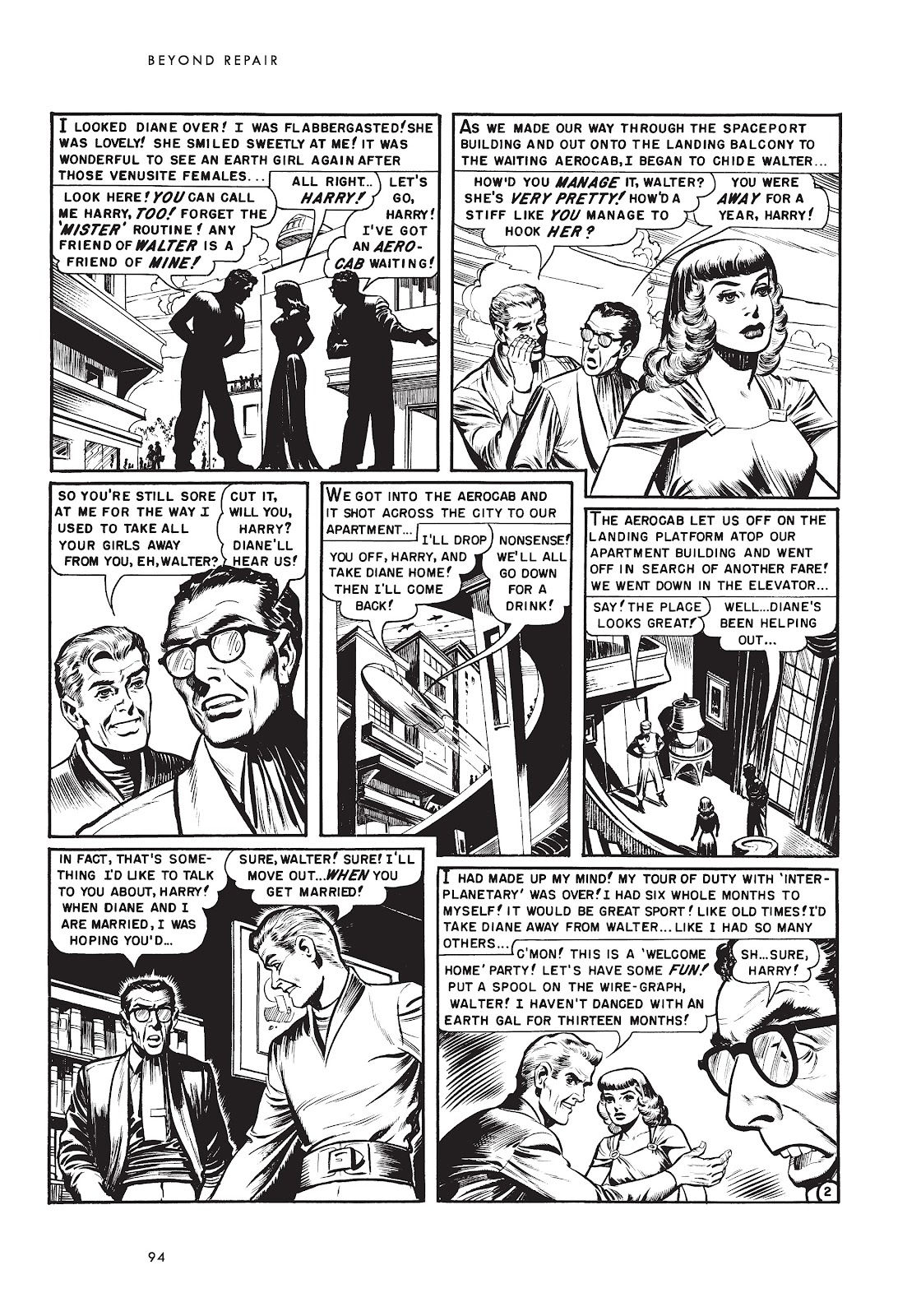 Read online The Martian Monster and Other Stories comic -  Issue # TPB (Part 2) - 9