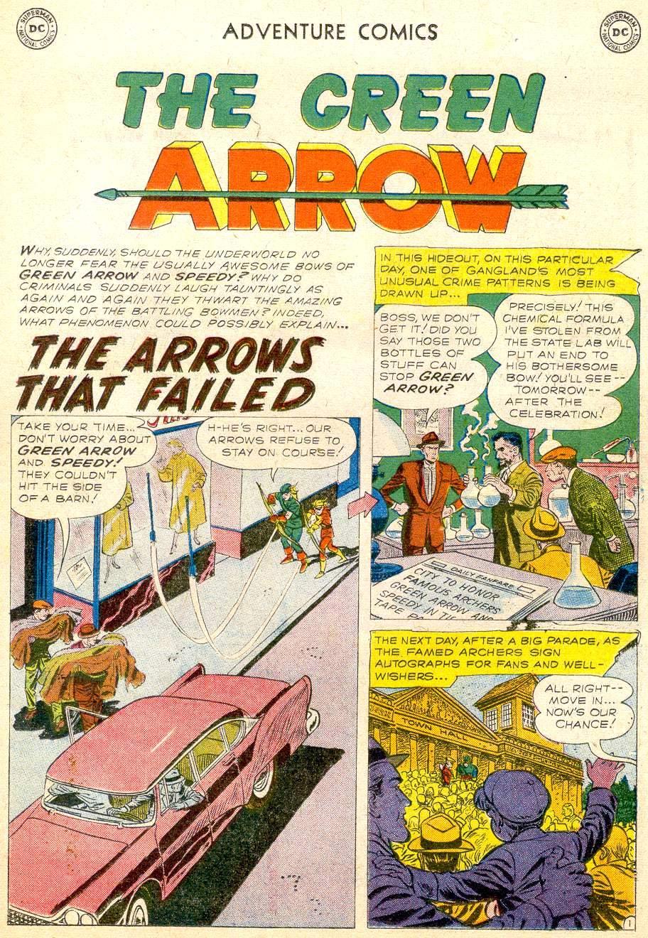 Read online Adventure Comics (1938) comic -  Issue #257 - 19
