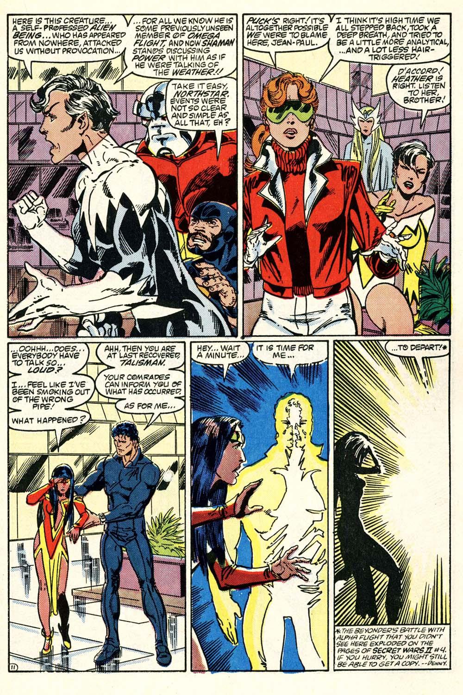Read online Alpha Flight (1983) comic -  Issue #28 - 12