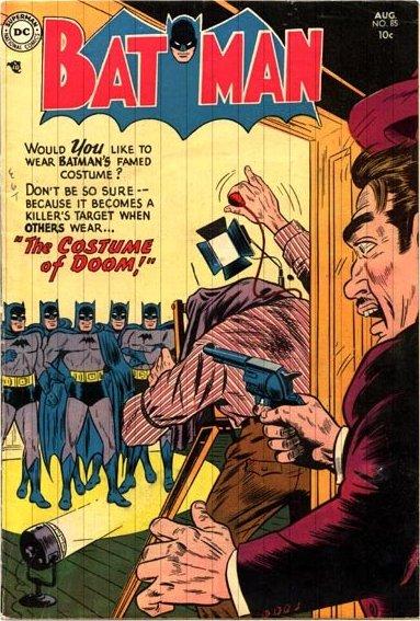 Batman (1940) 85 Page 1