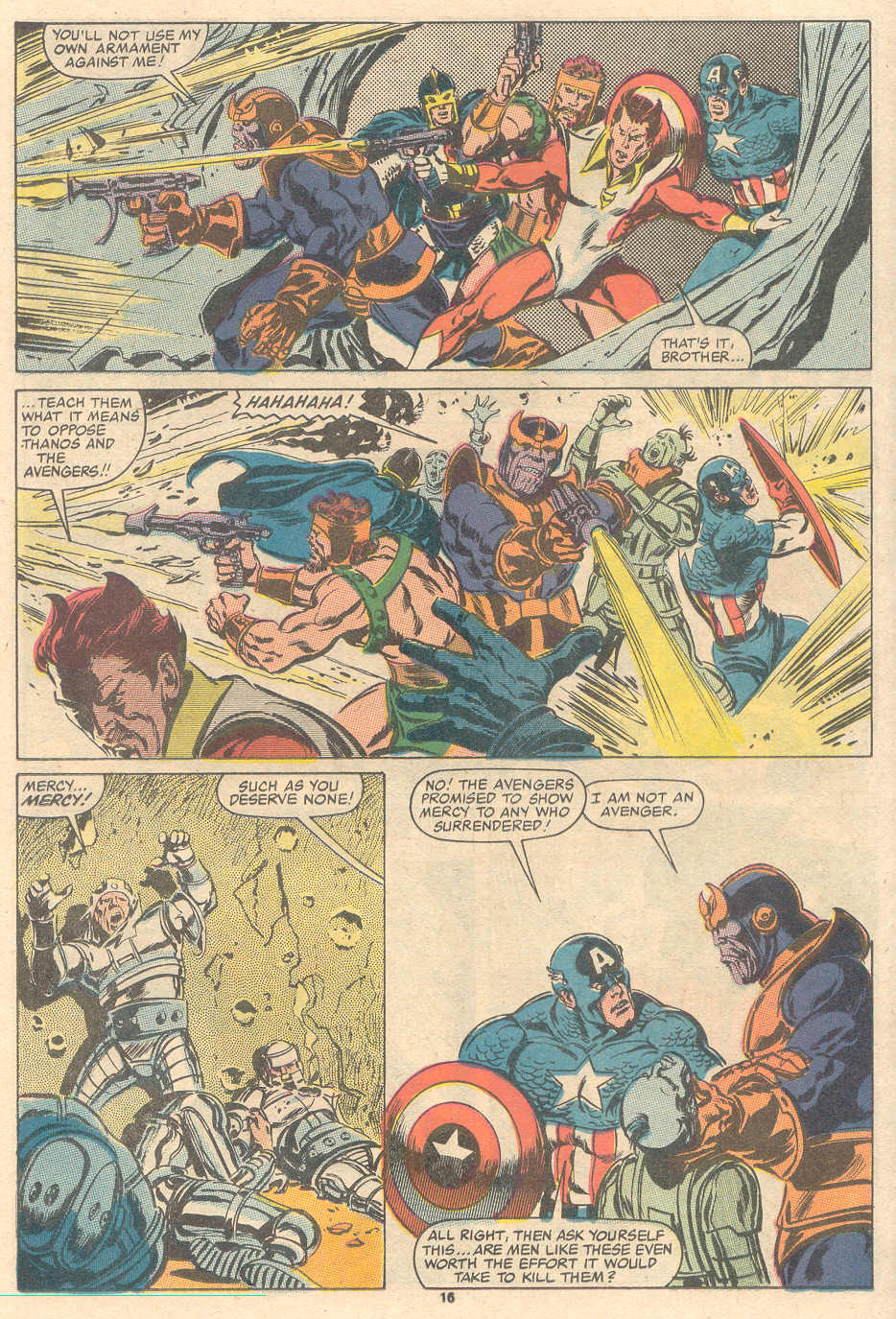 The Avengers (1963) 260 Page 16