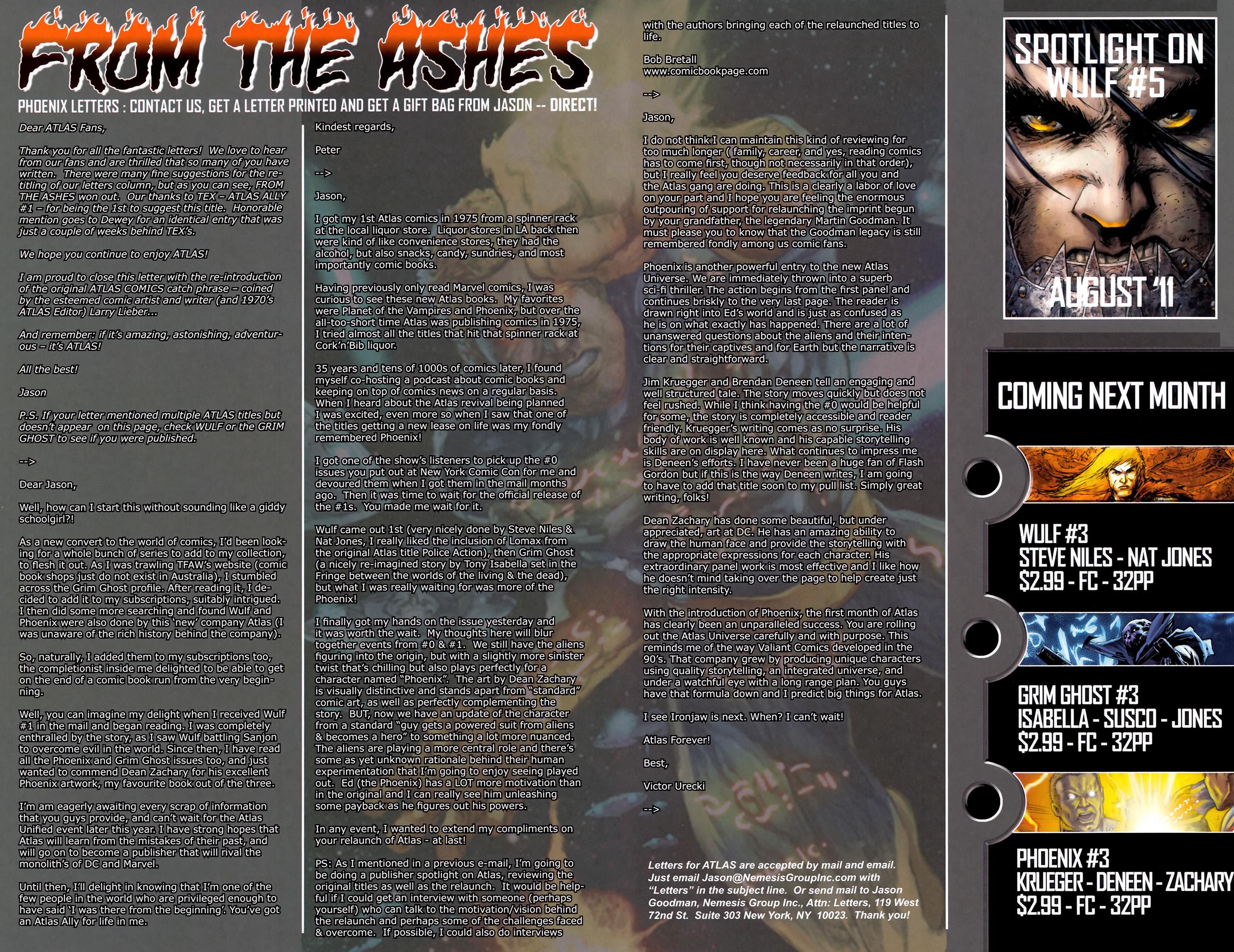 Read online Phoenix comic -  Issue #2 - 25