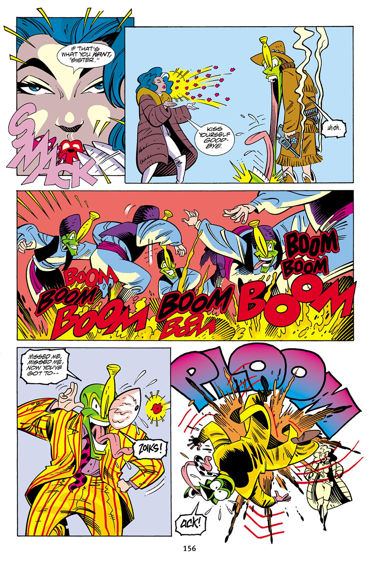 Read online Adventures Of The Mask Omnibus comic -  Issue #Adventures Of The Mask Omnibus Full - 156