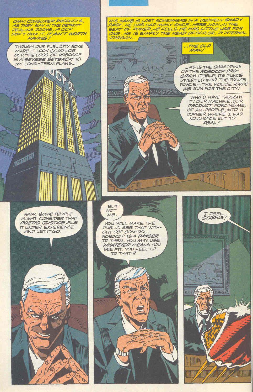 Read online Robocop (1990) comic -  Issue #16 - 7