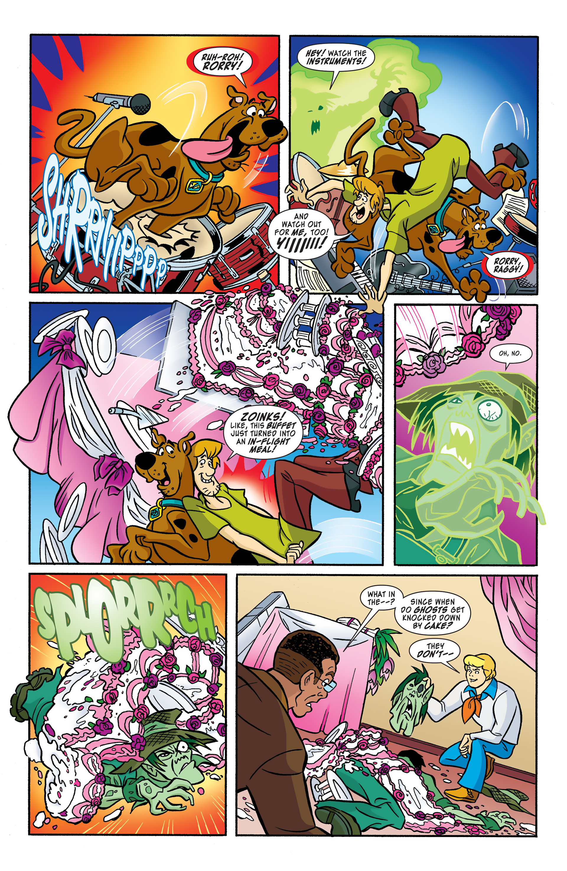 Read online Scooby-Doo: Where Are You? comic -  Issue #51 - 10