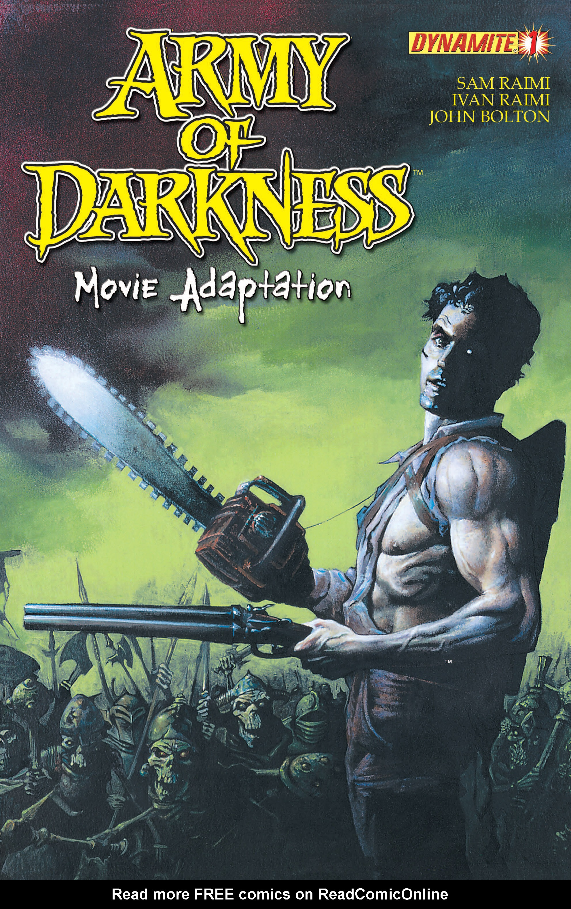 Army of Darkness (1992) 1 Page 1
