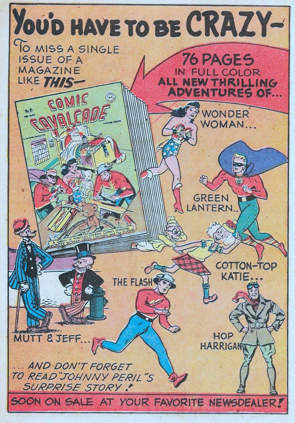Read online Wonder Woman (1942) comic -  Issue #27 - 20