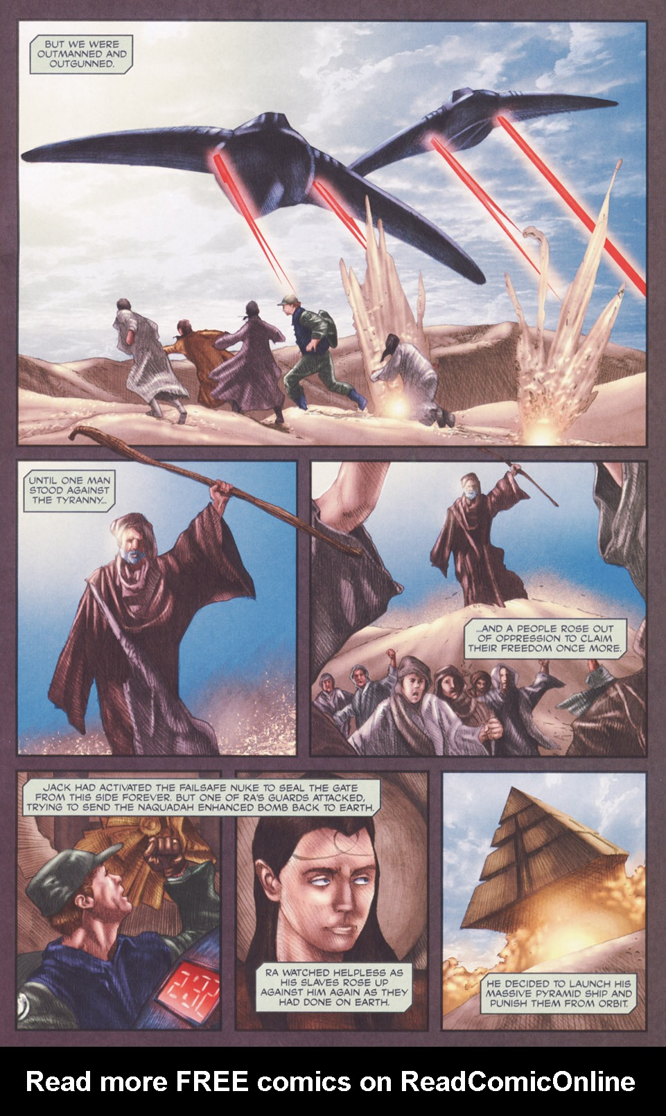 Read online Stargate SG-1: POW comic -  Issue #2 - 15