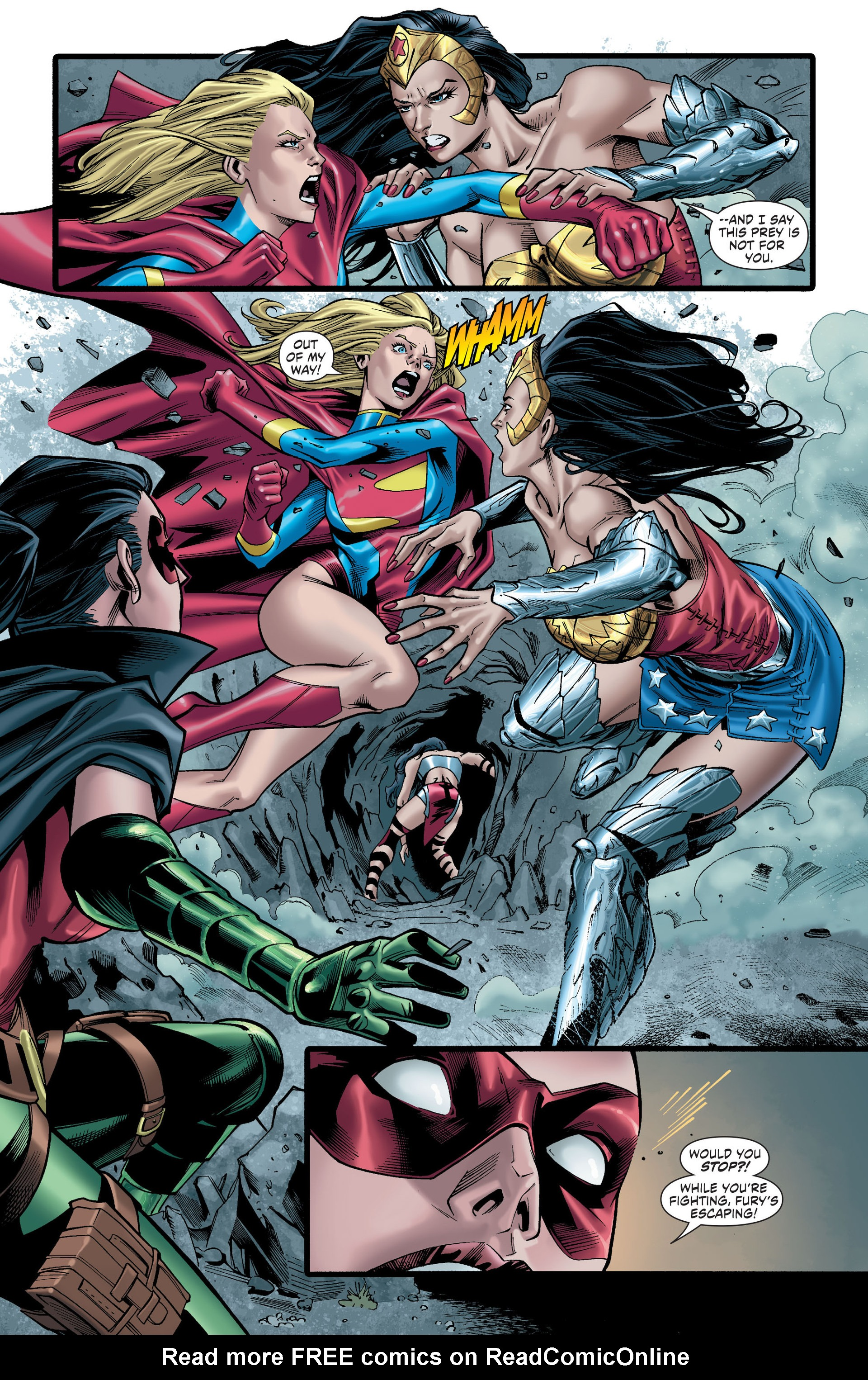 Read online Worlds' Finest comic -  Issue # _Annual 1 - 37