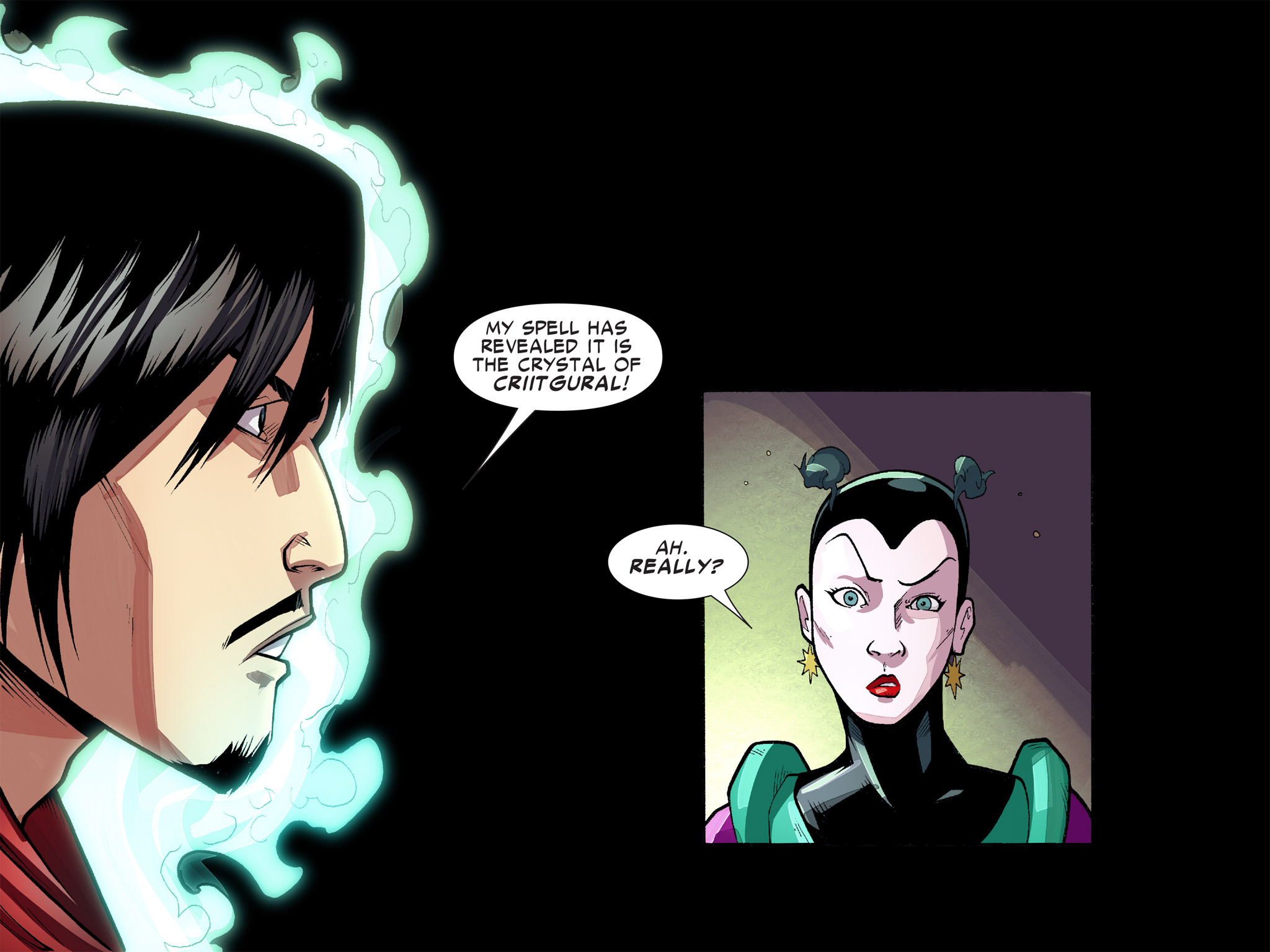 Read online Ultimate Spider-Man (Infinite Comics) (2016) comic -  Issue #9 - 47