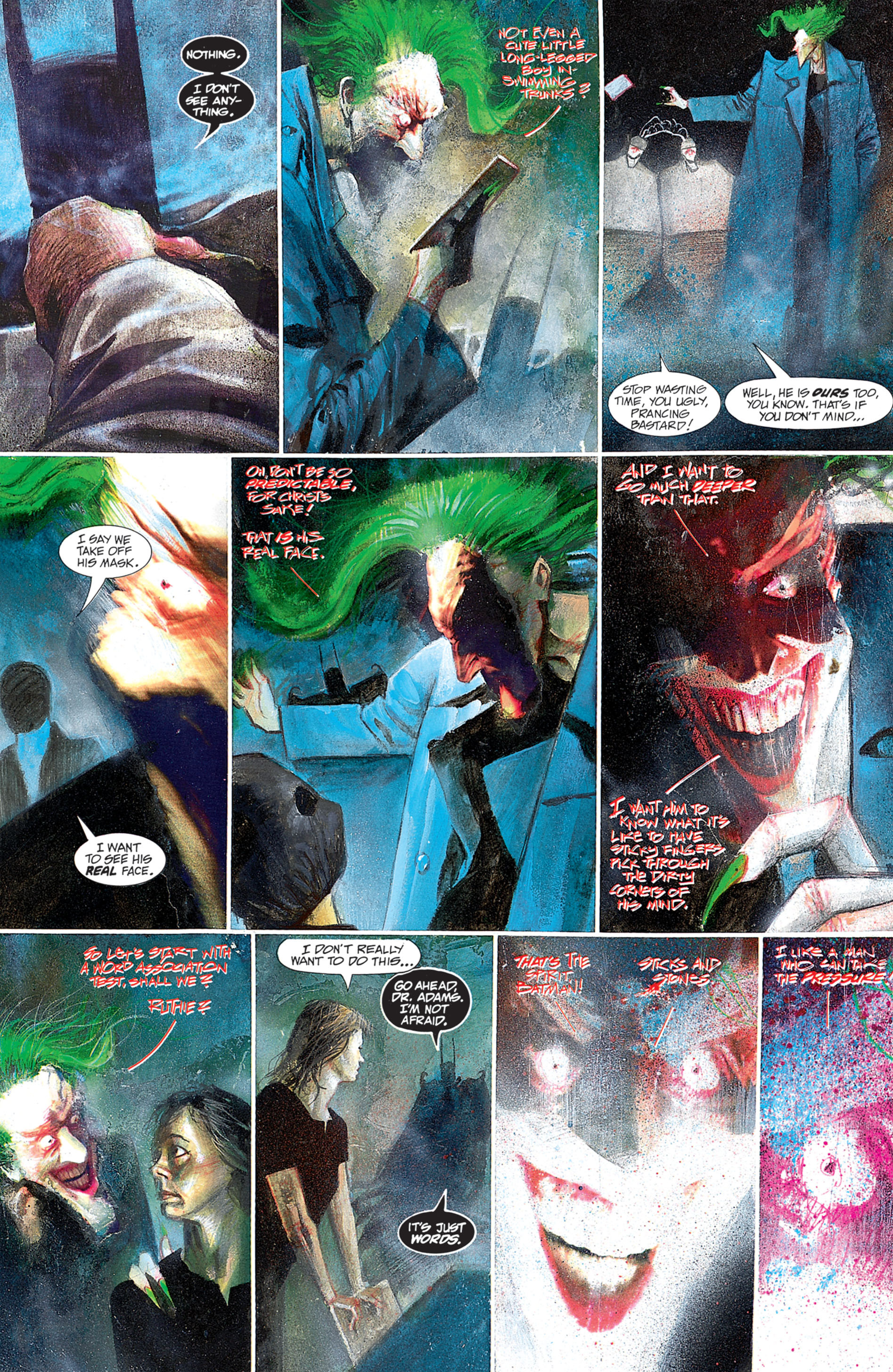 Read online Arkham Asylum comic -  Issue #Arkham Asylum Full - 38