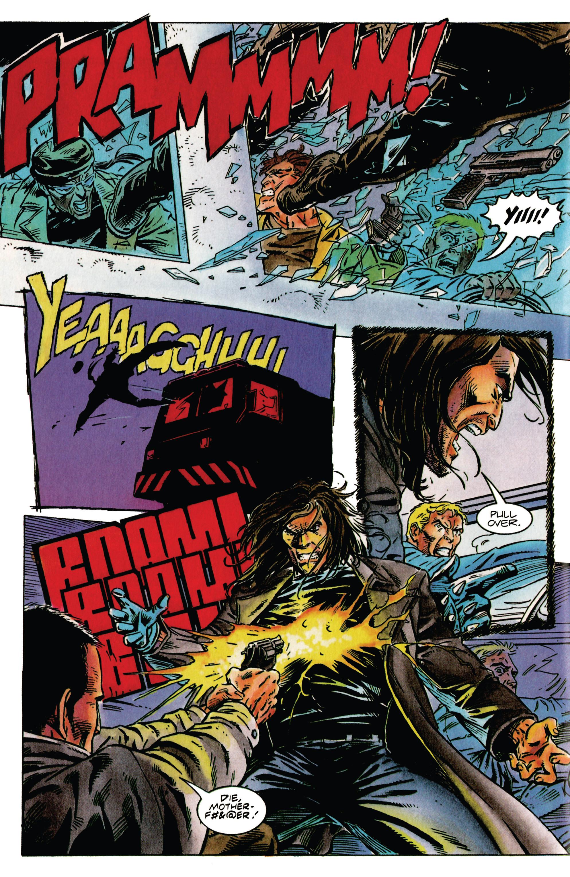 Read online Eternal Warrior (1992) comic -  Issue #37 - 5