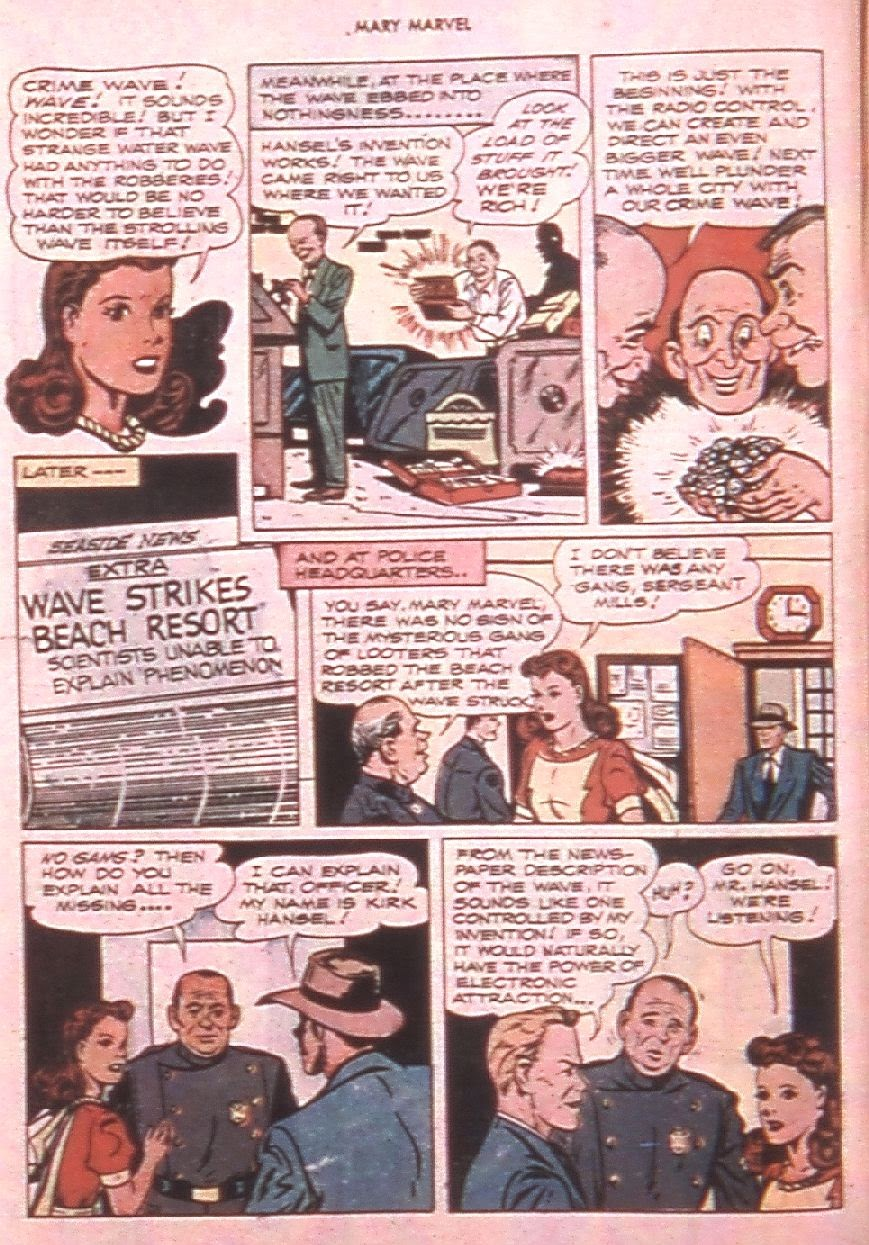 Mary Marvel issue 25 - Page 30