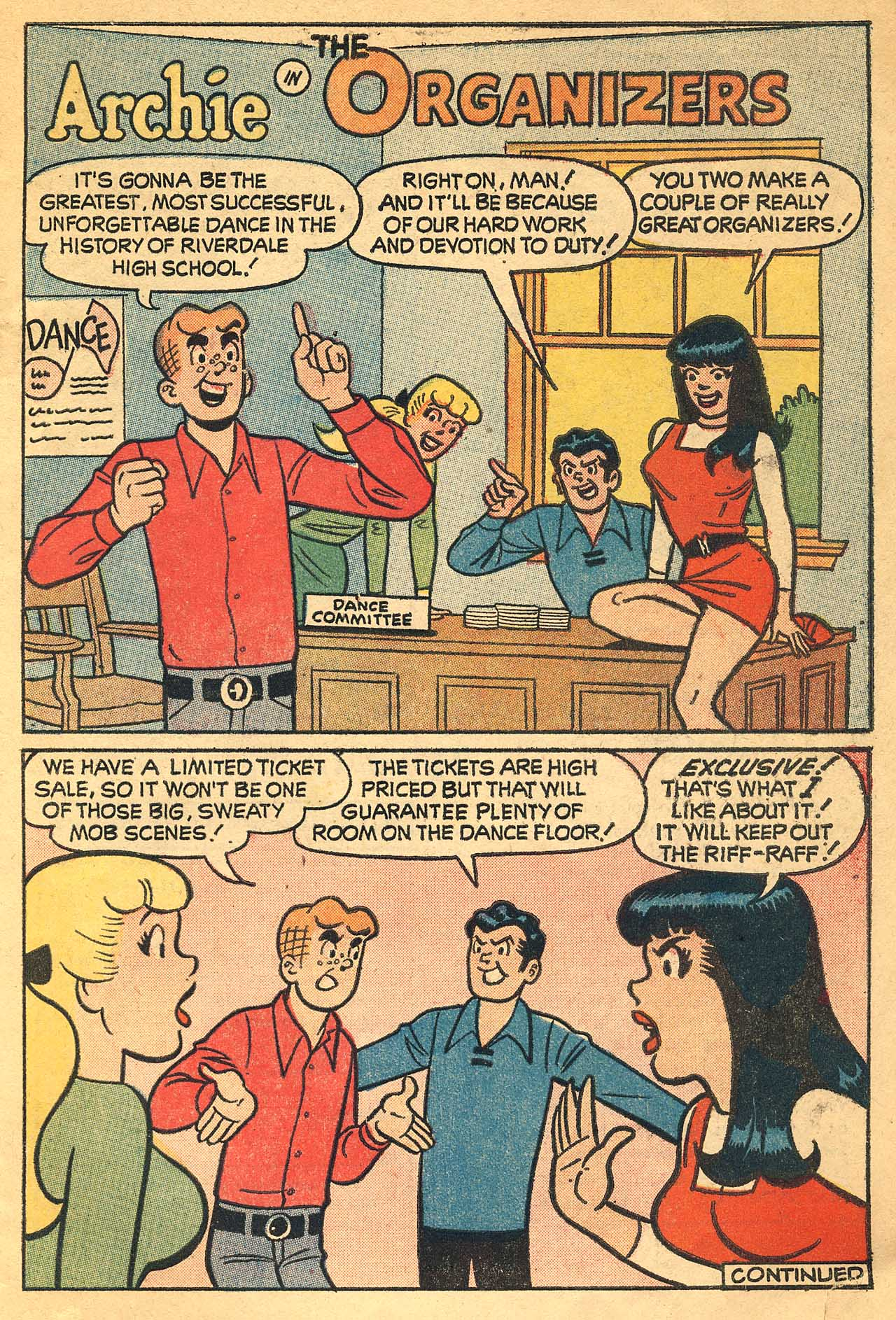 Read online Archie (1960) comic -  Issue #224 - 27