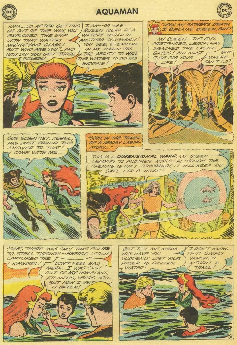 Read online Aquaman (1962) comic -  Issue #11 - 8