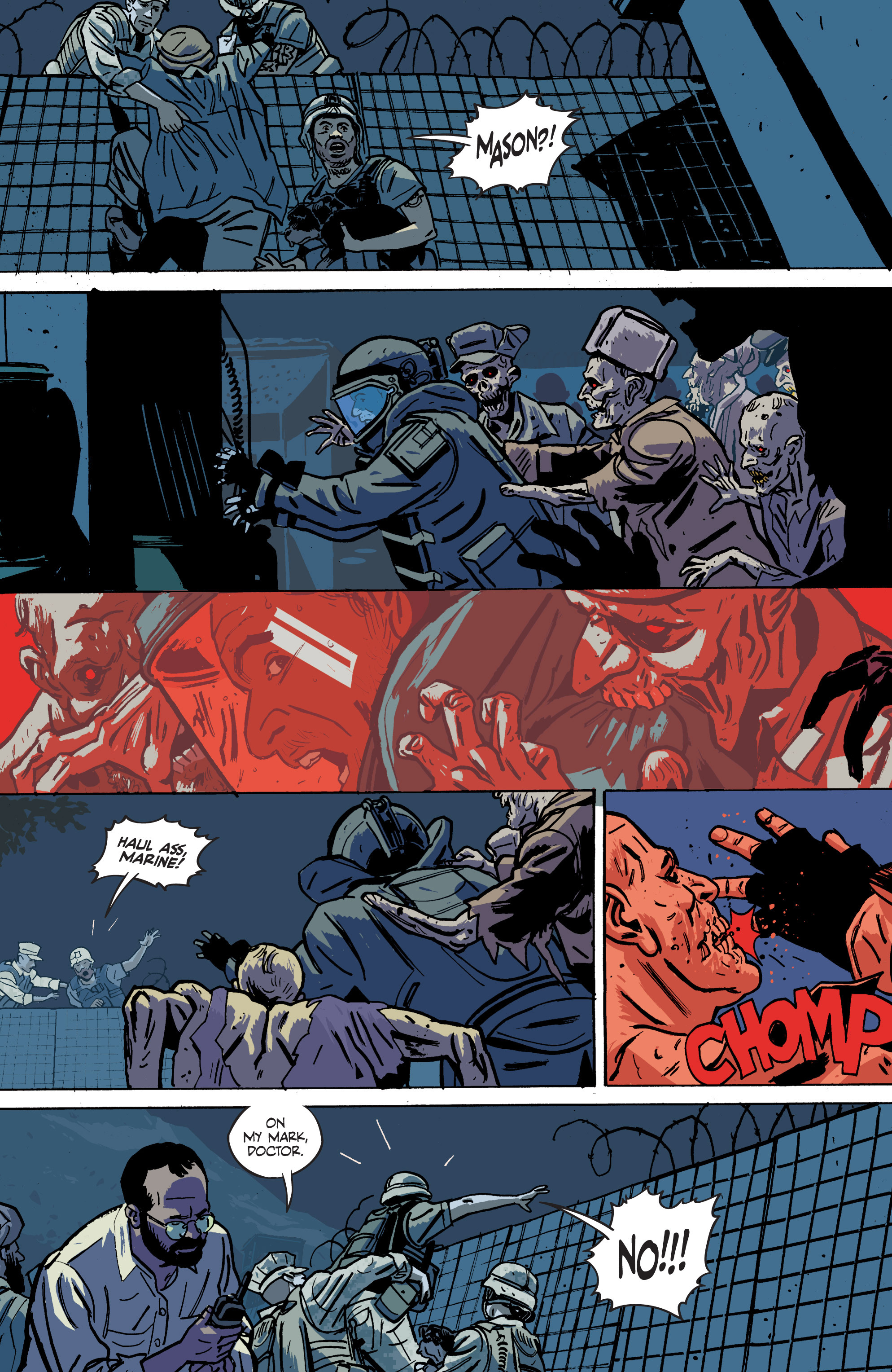 Read online Graveyard of Empires comic -  Issue # TPB - 86