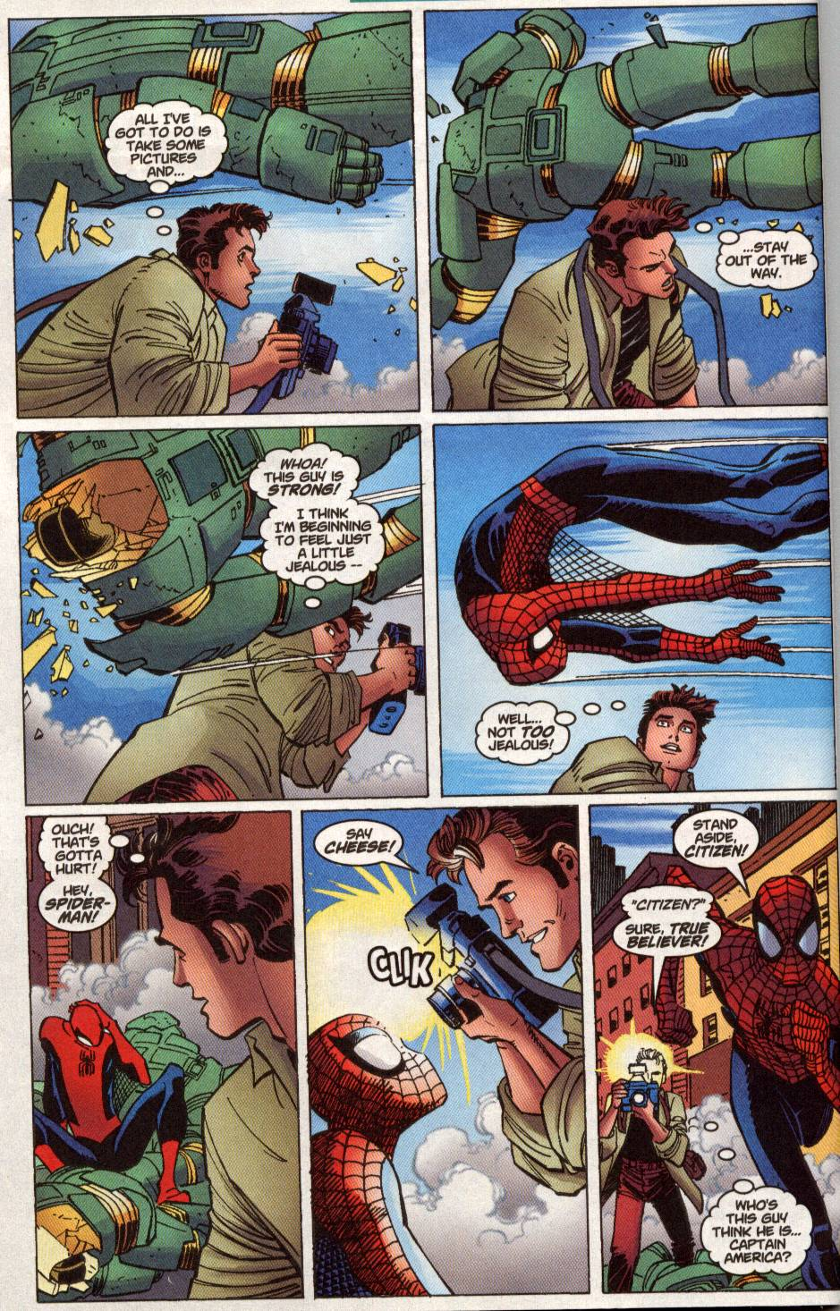 Peter Parker: Spider-Man Appreciation 2019 - Page 2