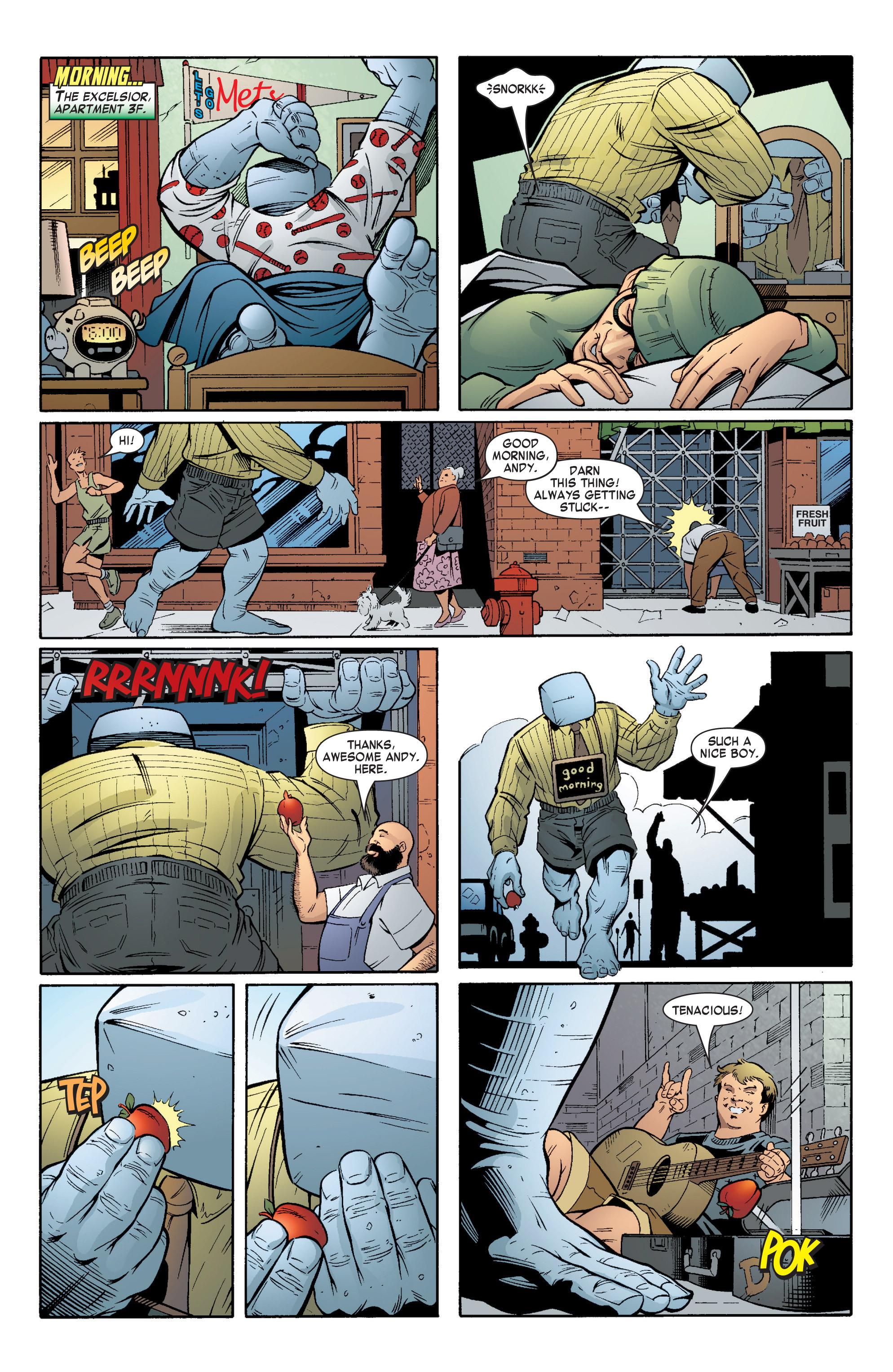 Read online She-Hulk (2004) comic -  Issue #6 - 2