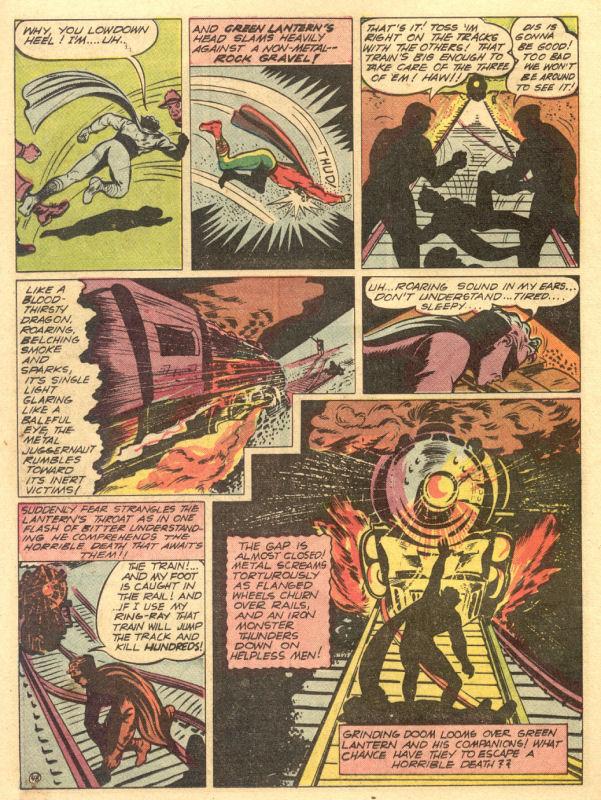 Green Lantern (1941) issue 8 - Page 20