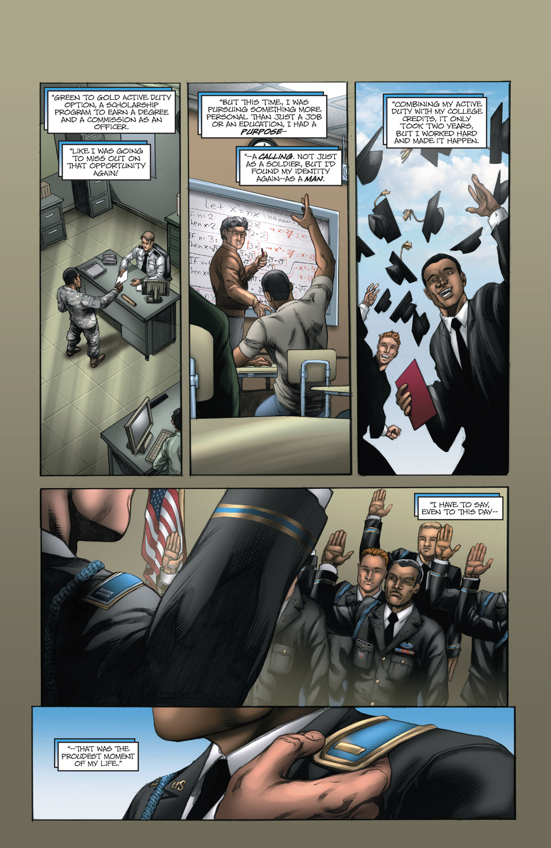 Read online America's Army comic -  Issue #13 - 22